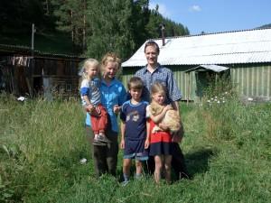 """Компания """"Алтай-чай"""", в 2005 году."""